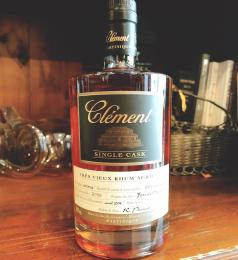 Clement single cask Canne Bleue 8Y 【Rhum】