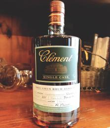 Clement single cask Vanille Intense 10Y 【Rhum】