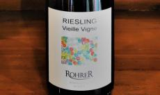 RIESLING Vielle Vigne/Andre Rohrer 2017