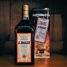 J.BALLY MILLESIME 2003 【Rhum】