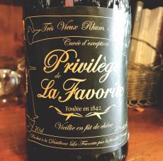 La Favorite Privilege 【Rhum】